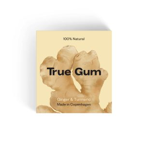 True Gum Ginger & Turmeric